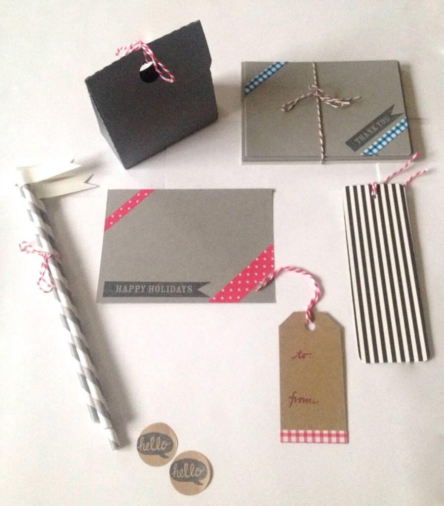 Gifts: {Small Stationery Kit}