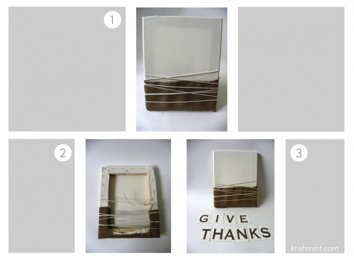Crafts: Give Thanks Bulletin Board