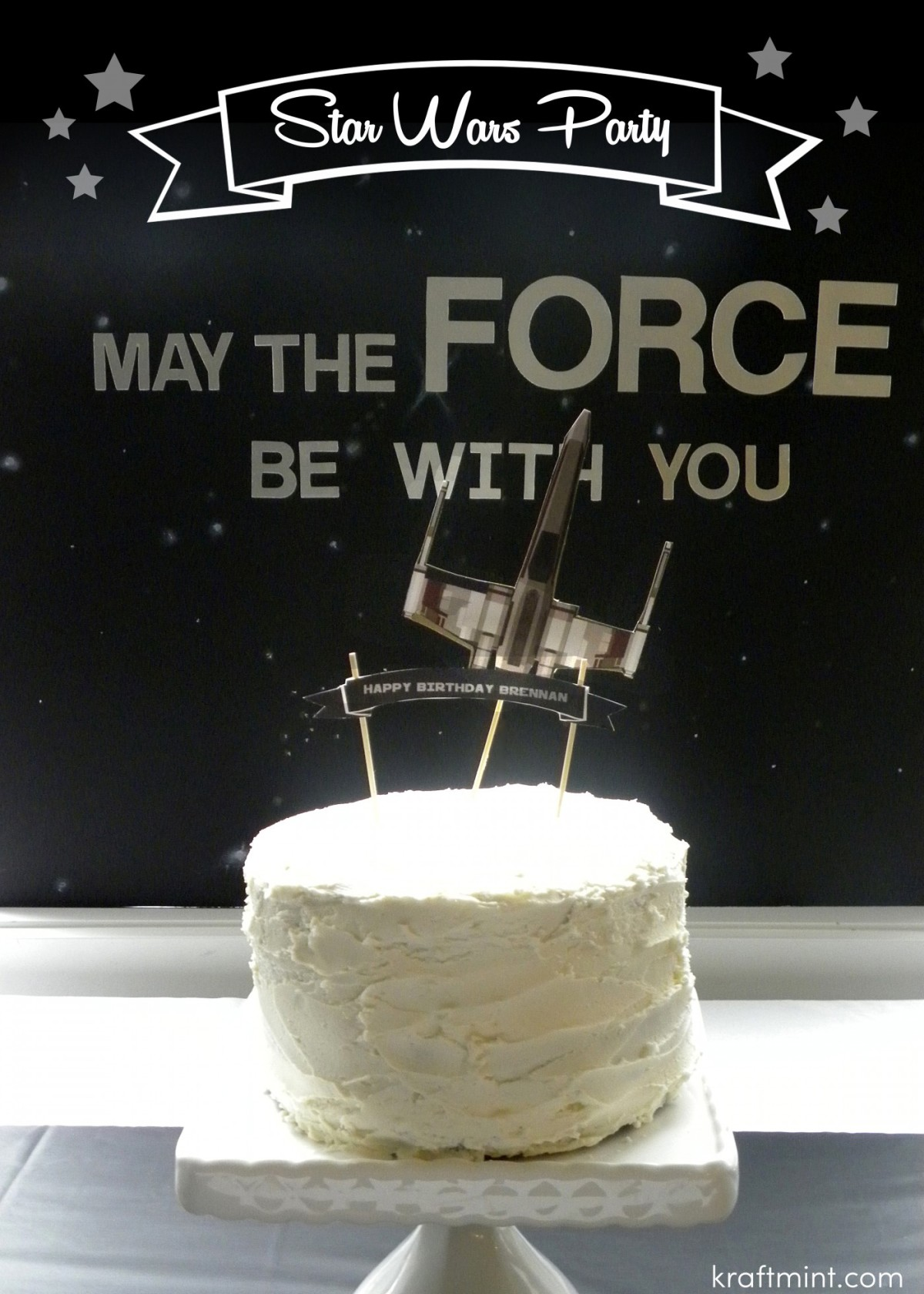 Parties: Lego Star Wars Party