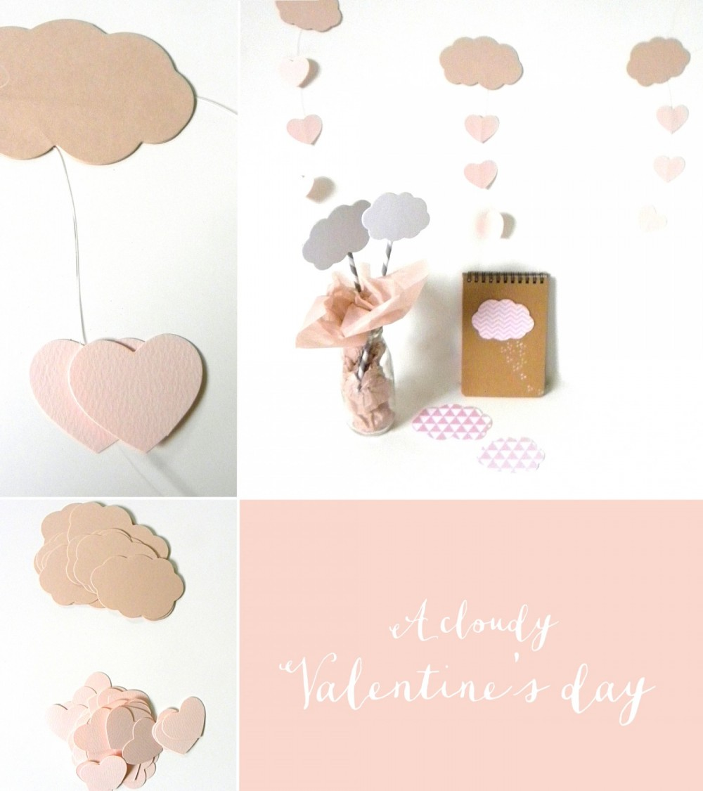 A cloudy Valentines Day