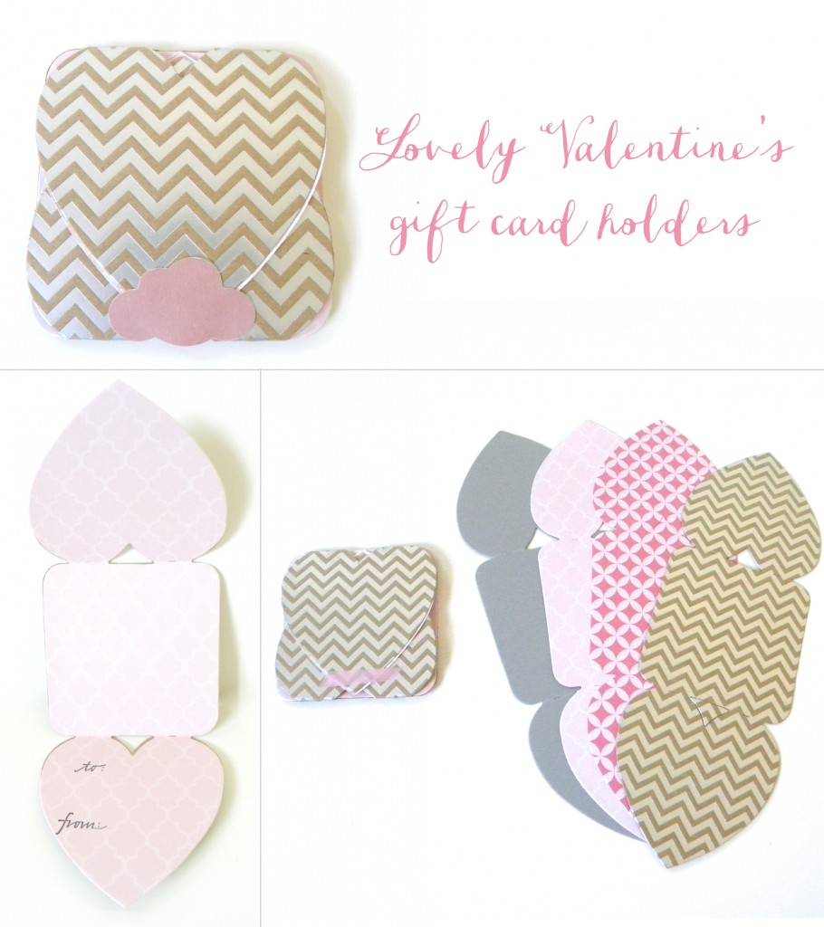 Stationery:  Valentines Card Holders