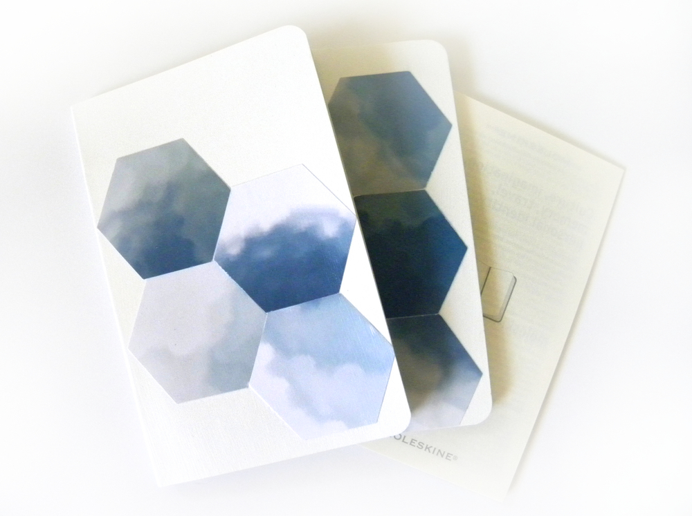 Personalize your Moleskine Notebook