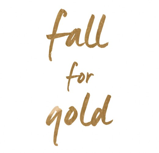 kraft&mint Fall for Gold Crafts & Home Decor Ideas