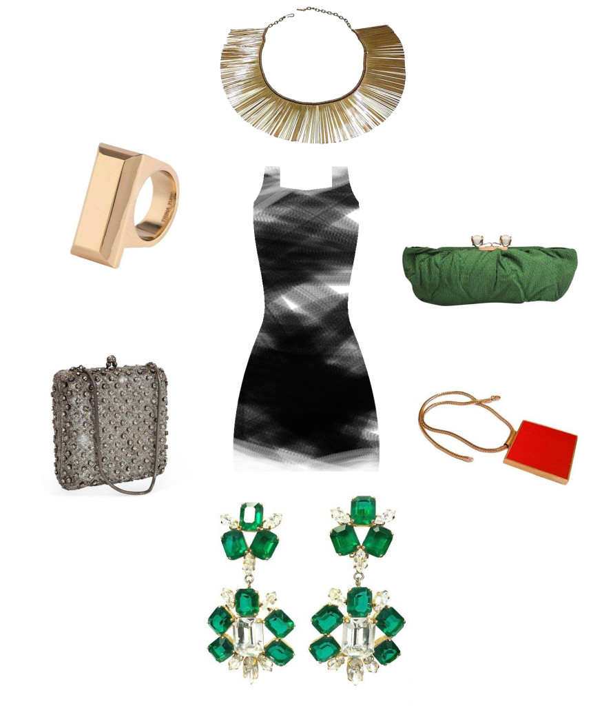 Chairish your LBD Vintage Accessories Inspiration