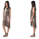 Fringe trend with fevrie clothing line by kraft&mint