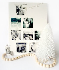 kraft&mint Artifact Uprising Photo Display DIY