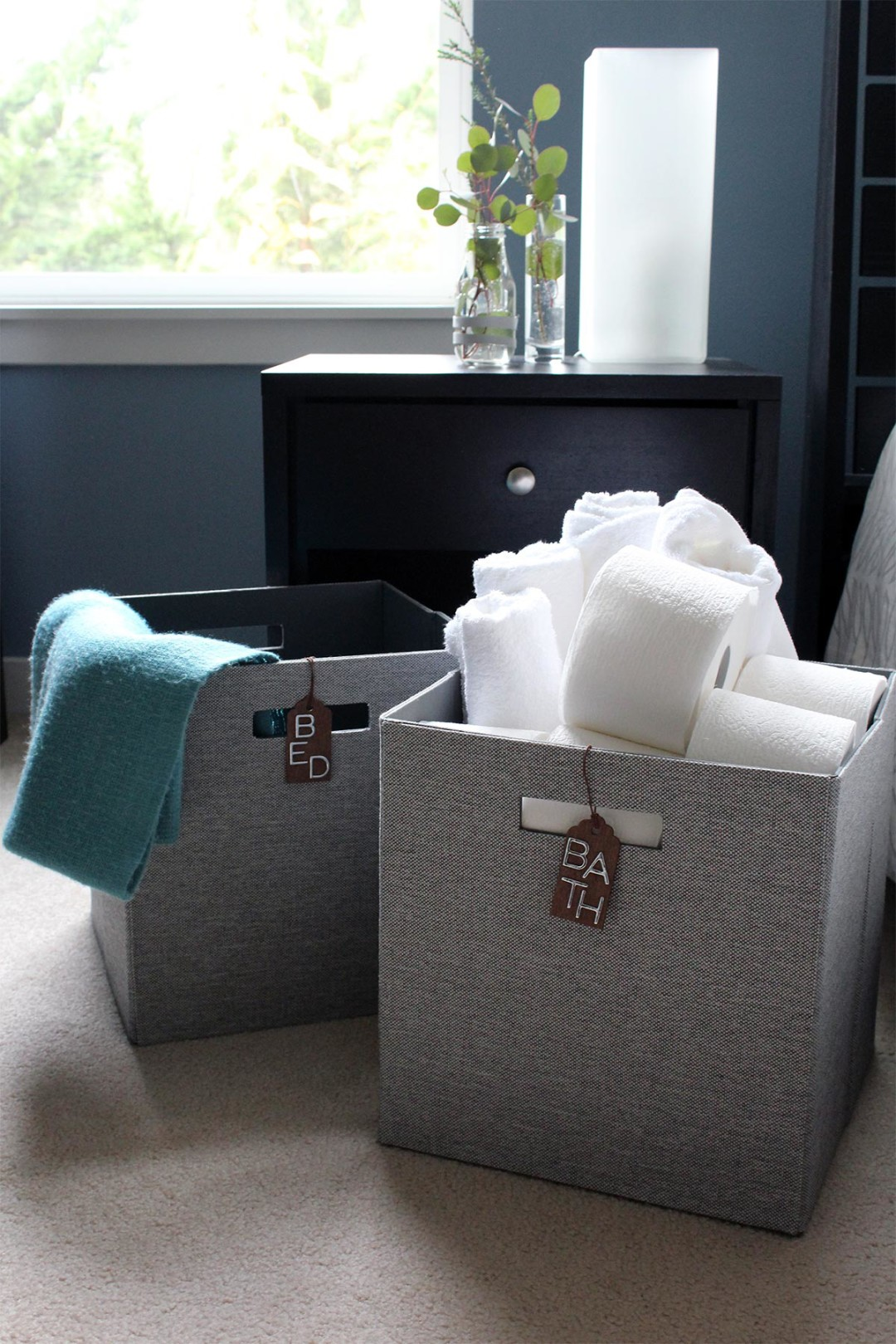 Getting organized with cottonelle