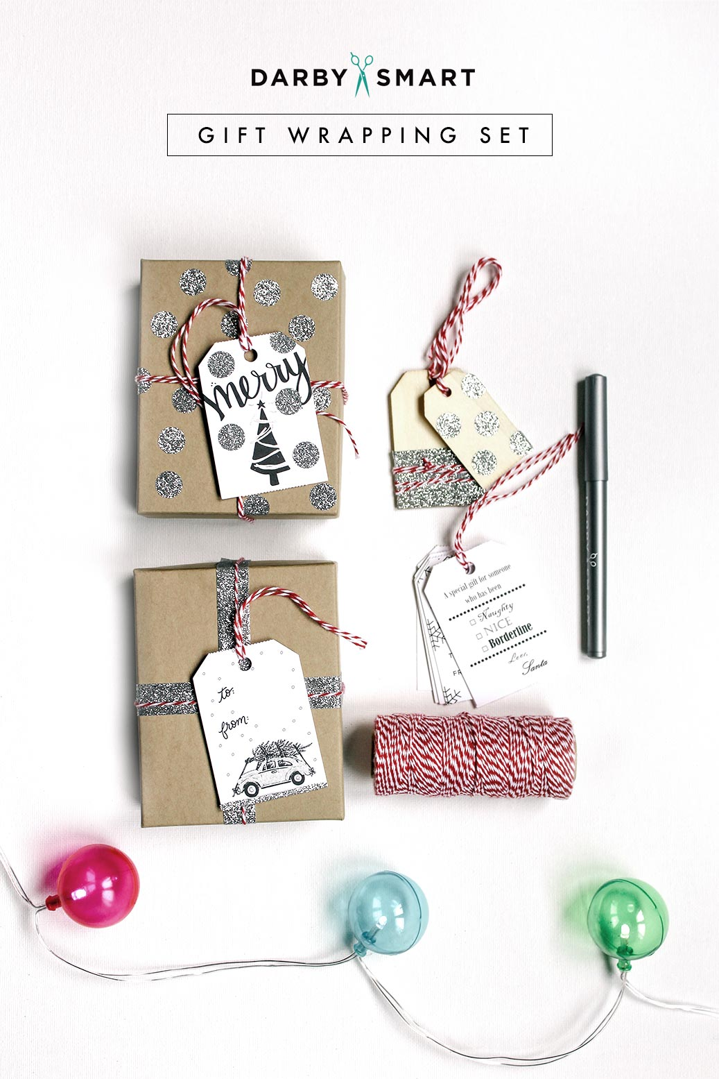 Cool and Easy ideas for your holiday gift wrapping