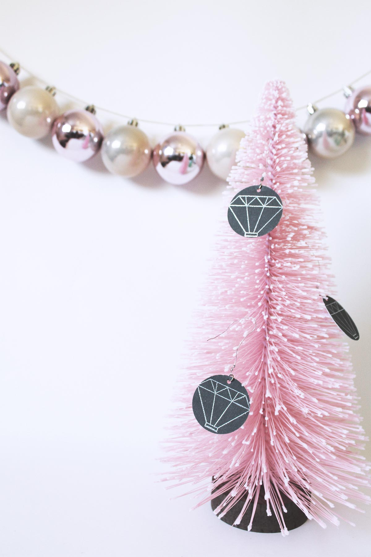 Dreaming of a pastel Christmas kraft&mint