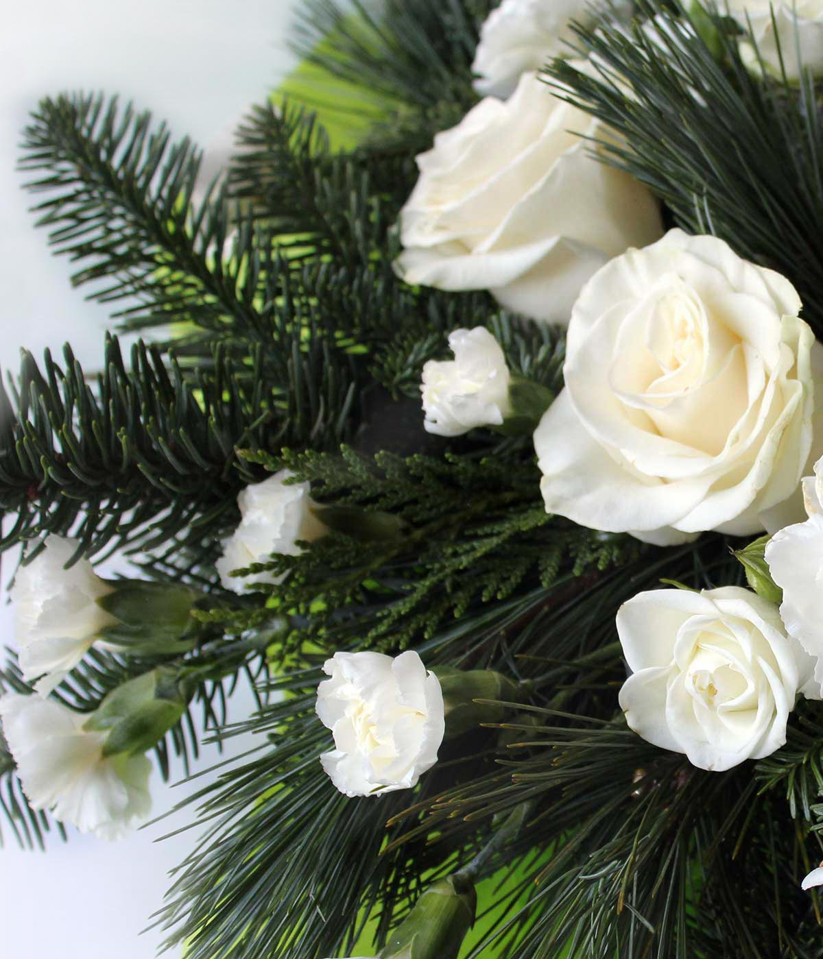 DIY flowers ornament decor