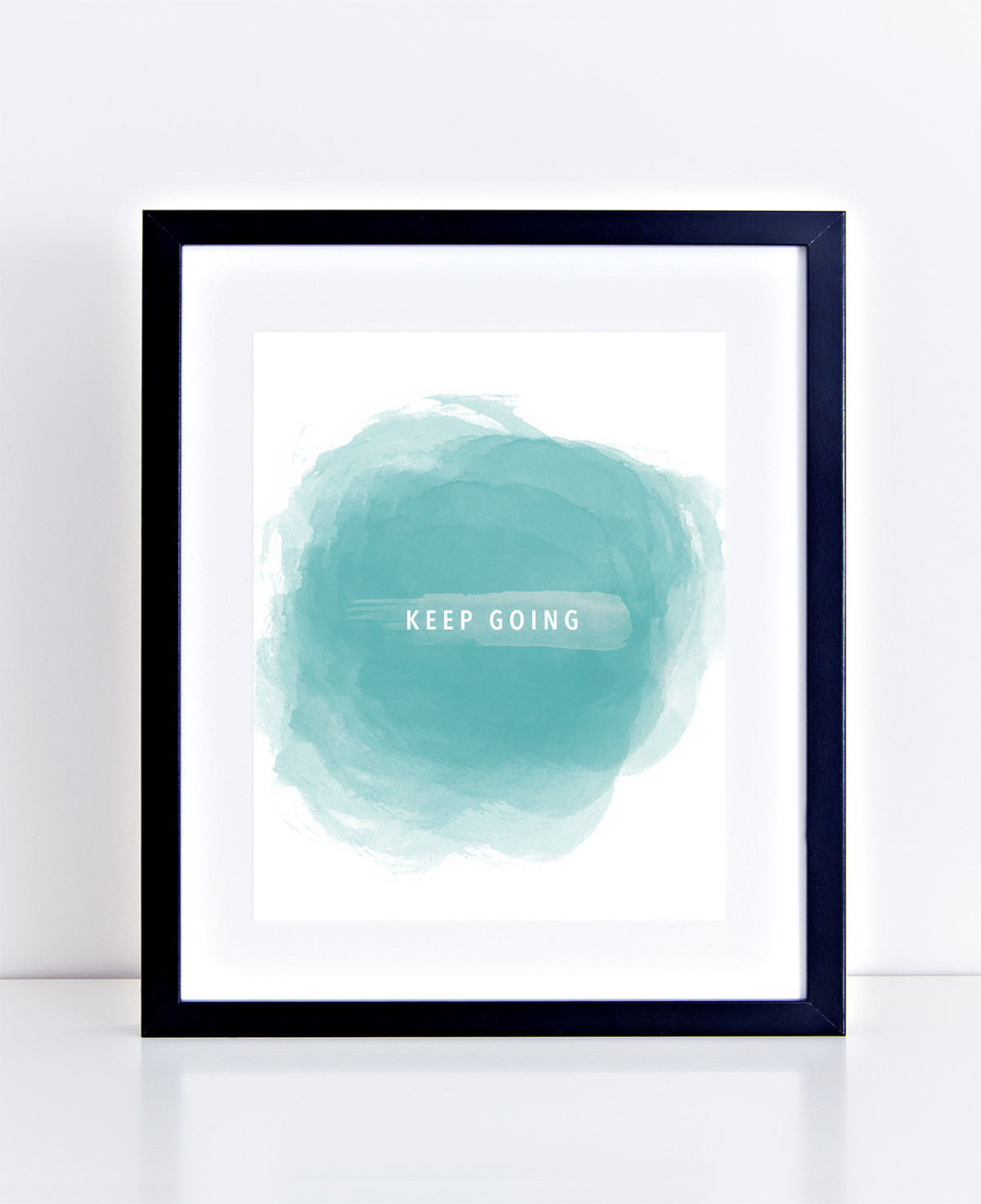 Keep Going 8×10 Printable by kraft&mint