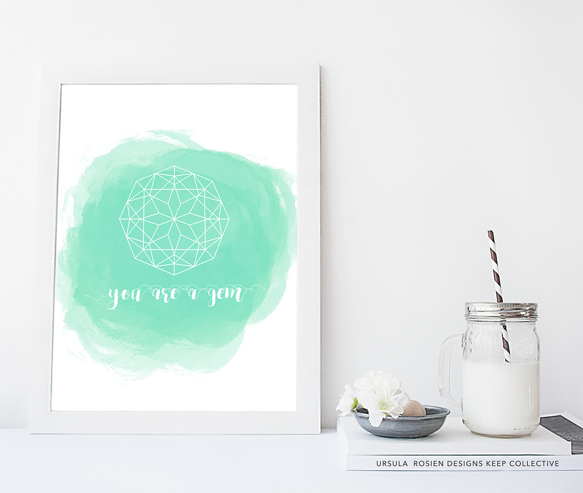 Sundays Sales – you are a gem printable