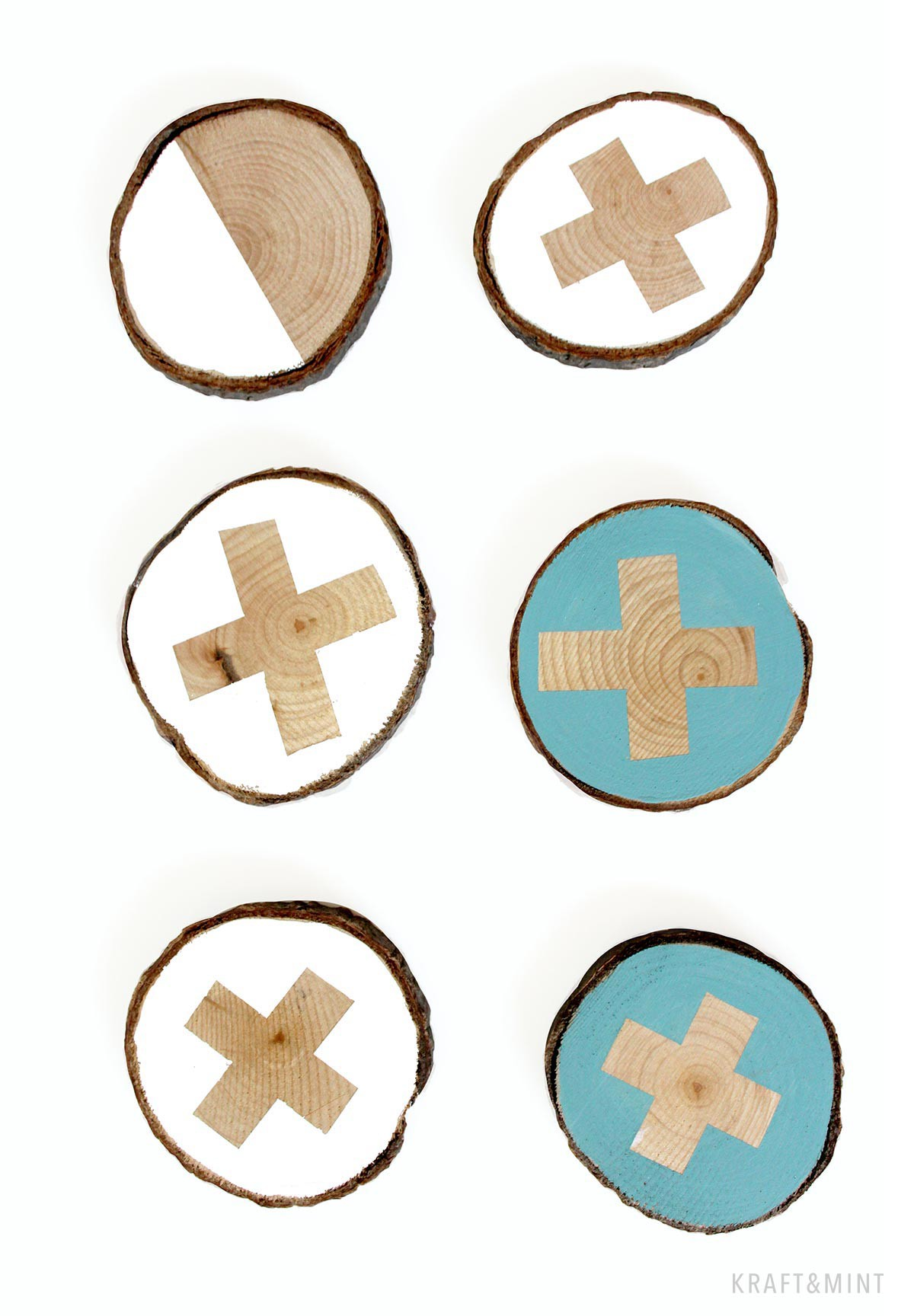 DIY Wood Coasters you will be happy to display