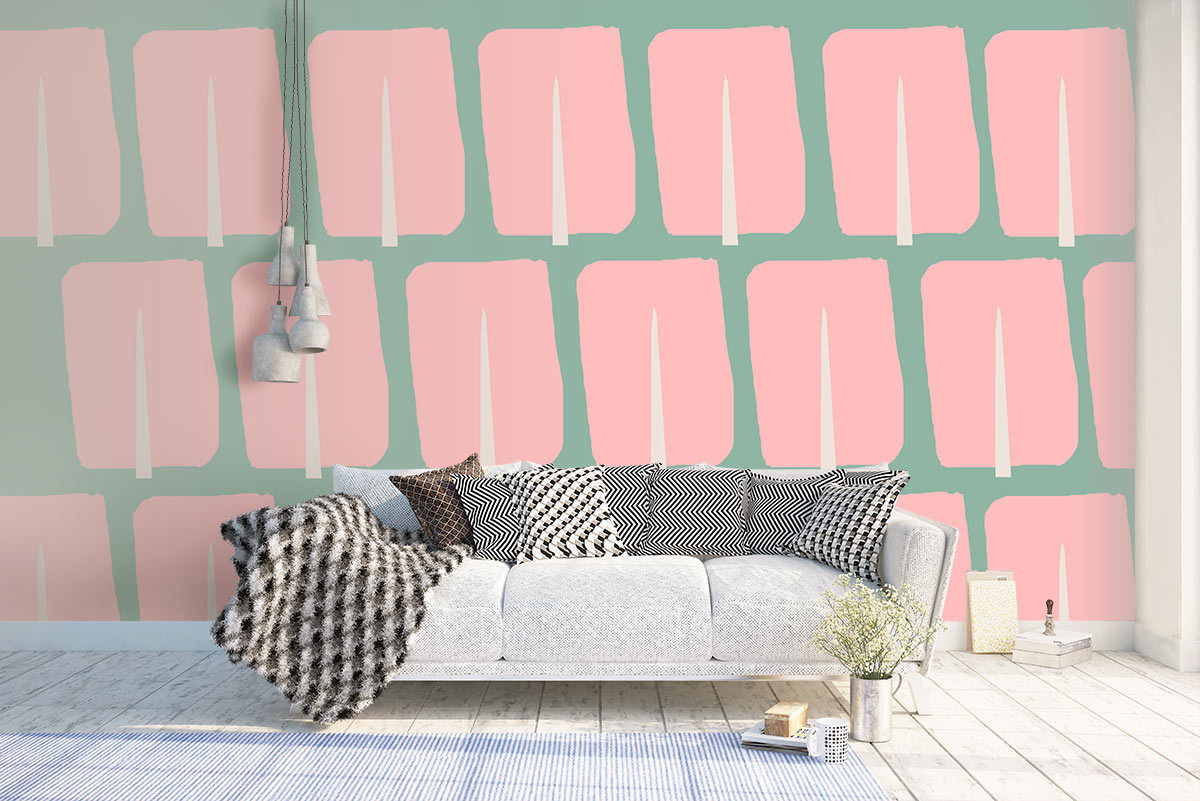 modernpattern_v5_interior_lightgreen_strongpink