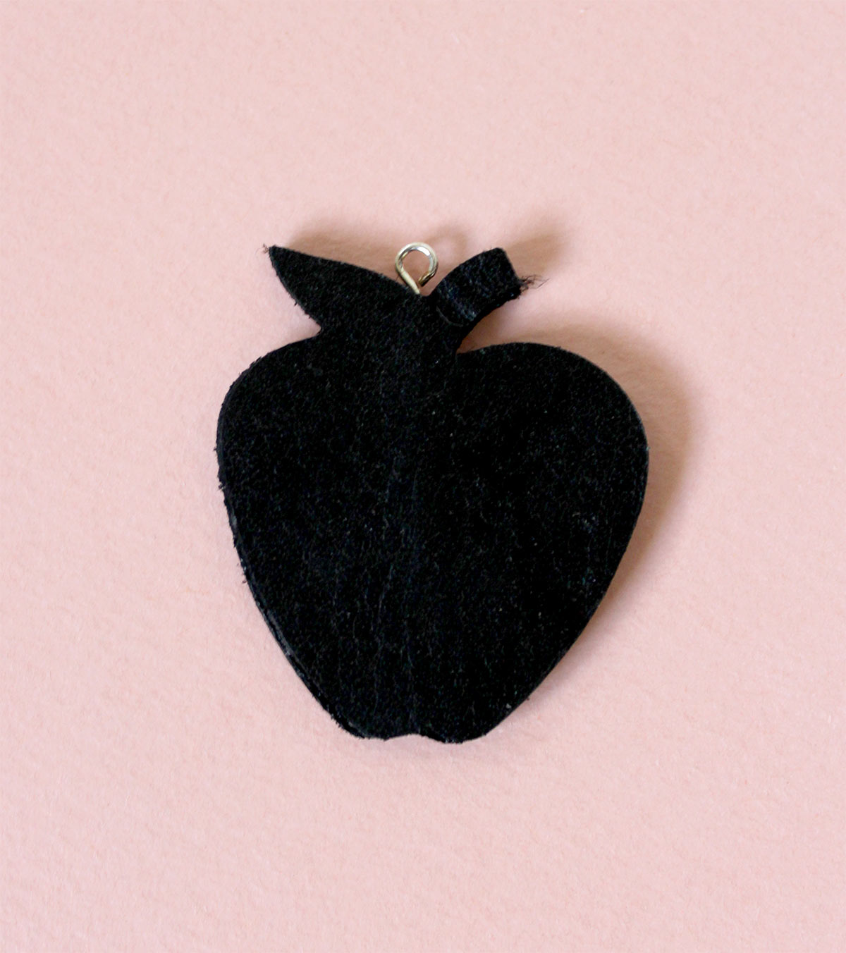 Leather pendants DIY and thoughts on social media