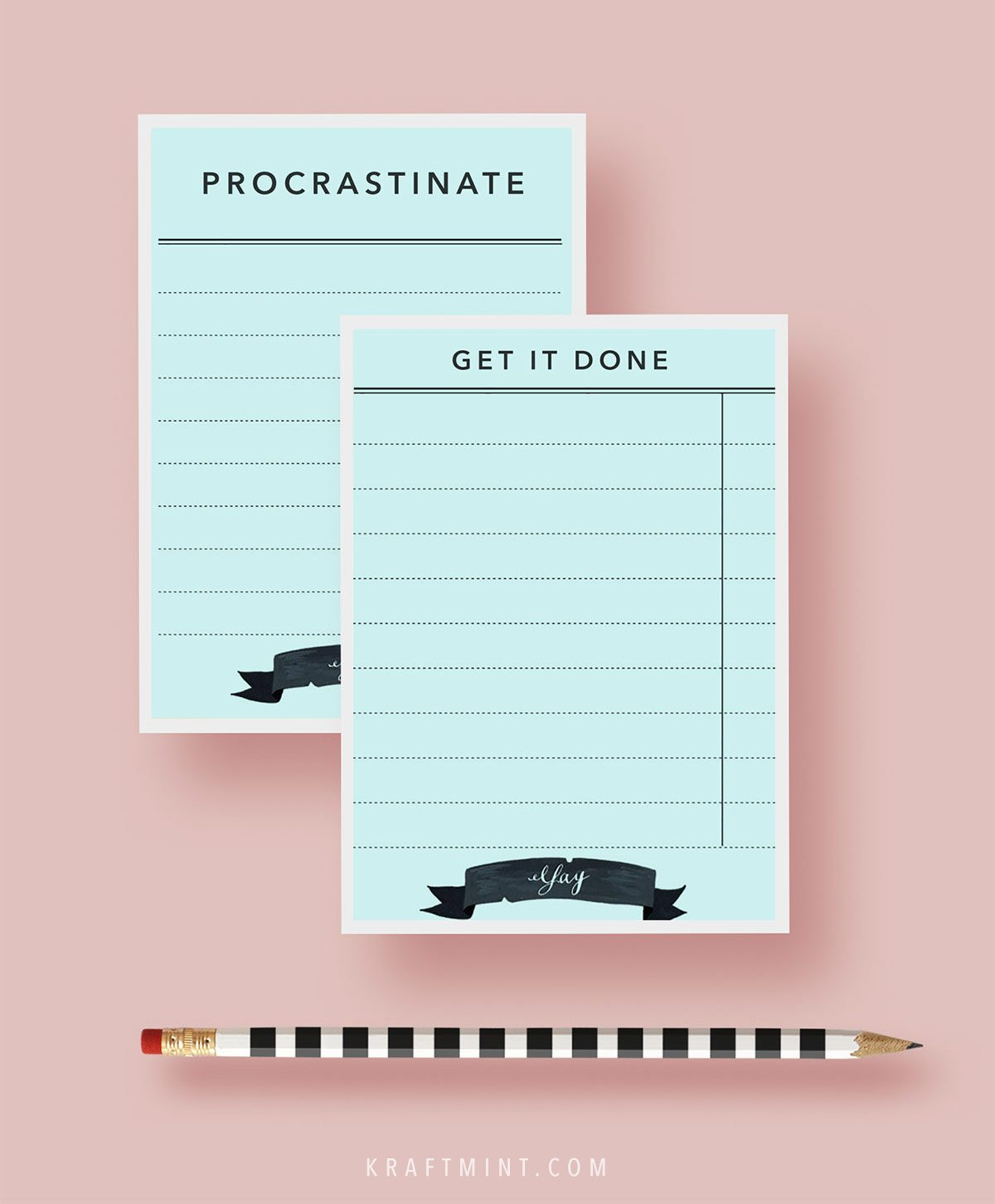 Get it done or Procrastinate?