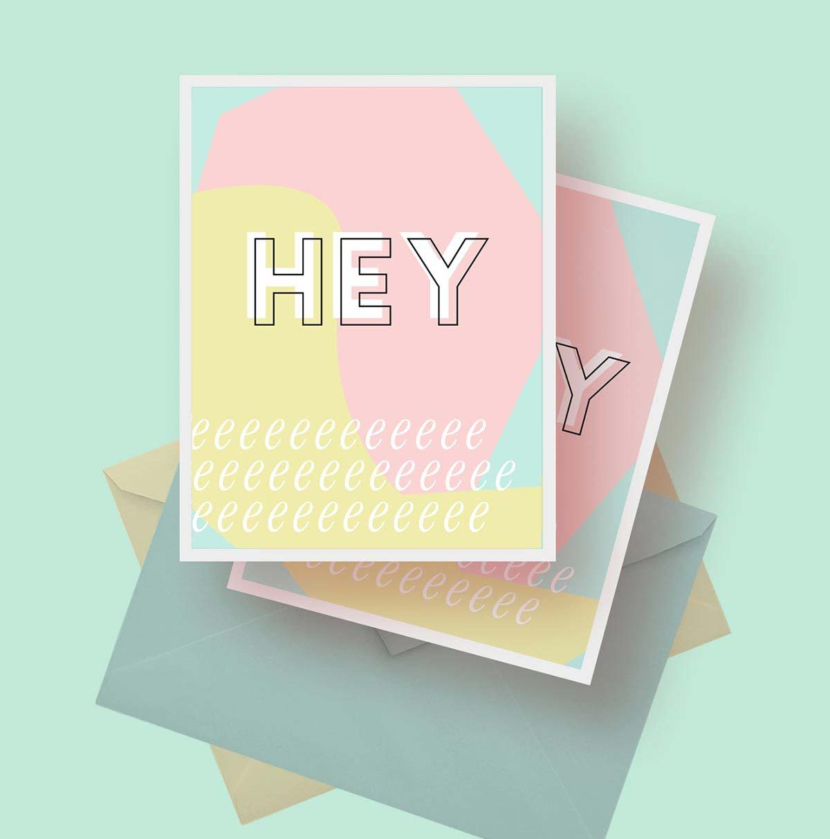 New Series on kraft&mint Daily Greeting Card Project