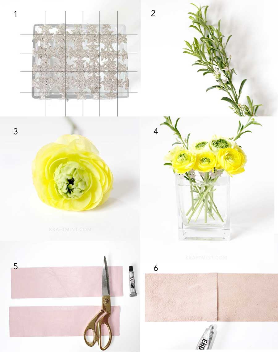 DIY Spring Flower Arrangement Tutorial