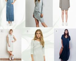 Dresses and Sneakers by kraft&mint